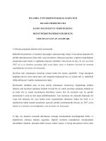 istanbul üniversitesi hukuk fakültesi 2013