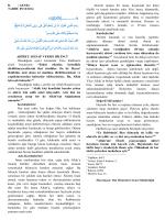 AHİRET - Karaman İl Müftülüğü