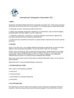 International Cartographic Association-ICA