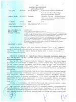 2014/158 toplu konut idaresi başkanlığı