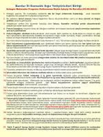 2014 Yılı Entegre Muhasebe Programı Kullanma