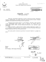 T.c. sAĞLIK BAKANLIĞI - Adana Halk Sağlığı Müdürlüğü
