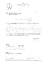 bodrum kaymakamlığı - Bodrum İlçe Milli Eğitim Müdürlüğü