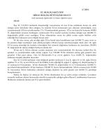 Miras Hukuku Dersi Bütünleme Sınavı Cevap Anahtarı (Tek-iö)