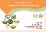 mus - TC Gıda Tarım ve Hayvancılık Bakanlığı