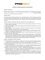 Web Bulundurma (Hosting) Sözleşmesi 0.35 MB