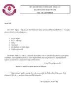 4.sınıflar 2.veli bilgilendirme