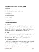 borçlar hukuku özel hükümler ikinci dönem konuları hasılat kirası
