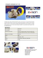 ZCUT-870 Broşürü - Ekson Otomasyon