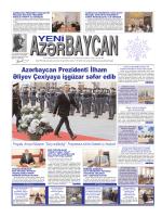 Азярбайъан Президенти Илщам Ялийев Чехийайа ишэцзар