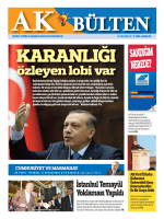 özleyen lobi var - AK Parti İstanbul