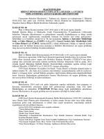 Ağustos 2014 Meclis Kararları için Tıklayınız