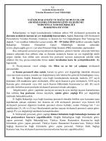 sağlık bakanlığı ve bağlı kuruluşları 4/b sözleşmeli