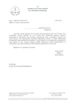Tc BODRUM KAYMAKAMLIĞI İlçe Miııi Eğitim Müdürlüğü