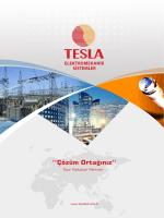 Dijital Katalog - Tesla Elektromekanik