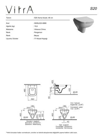 5505L003-0868 Ağırlık (kg)