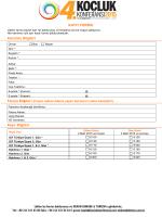 kayıt formu - Koçluk Konferansı