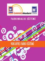 VUK-UFRS FaRKı Eğİtİmİ