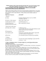İLAN (11).pdf - Orman Genel Müdürlüğü
