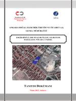 Tanıtım Dokümanı - Ankara Doğal Elektrik Üretim ve Ticaret A.Ş.