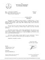 T.c. MBNTEŞE KAYMAKAMLıĞı Ilçe Milli Eğiıim Müdürlüğü