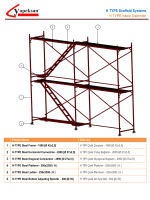 H TYPE SCAFFOLD SYSTEMS