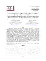 Abstract - Journal Of Business Research