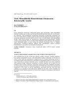 özel öğretim yöntemleri 3. grup uygulama takvimi 22.03.2015 29.03