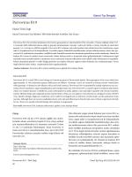Parvovirus B19 - Genel Tıp Dergisi