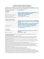İhale Kayıt Numarası : 2014/146127 a) Adresi : YENI MH. SEHIT