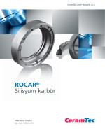 ROCAR® Silisyum karbür