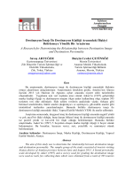 Full Text - Journal Of Business Research
