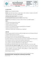 gt.286-3 hastan e temýzlýk pers onelý( düþük ve orta rýsklý al anlar