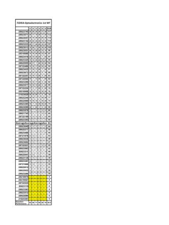 AverageAverageAverageAverage61 FIZ454