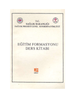 EĞİTİM FORMASYONU