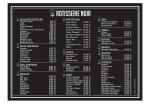 (ELE) - Rotisserie Noir