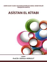 Yenişehir Kampüs-Asistan El Kitabı 2014
