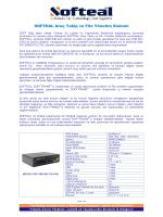 soft bilgi işlem danışmanlık ve ticaret anonim şirketi