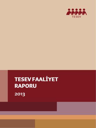 2013 Faaliyet Raporu için tıklayınız