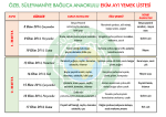 ekim ayı yemek listesi anaokul1