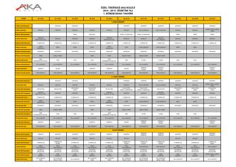 2014-2015 Lise Sınav Takvimi için tıklayınız…