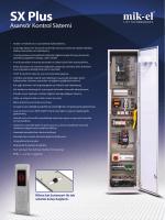 SX Plus - Mik-el elektronik