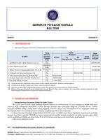 10 - Sermaye Piyasası Kurulu