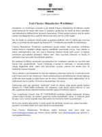 Yeni Classics Manufacture Worldtimer
