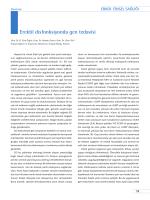 Erektil disfonksiyonda gen tedavisi