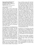 Ansprache Pfarrer Manfred Rompf 21.09. 2014 Ein Gott