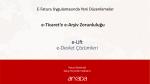 PDF indir - 3. e-ticaret konferansı ve fuarı