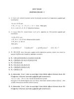 a. R1 = {(0,1),(0,0),(0,3),(1,1),(1,0),(2,3),(3,3)} b. R2 = {(0,0),(0,1)
