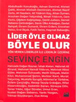 Abdulkadir Konukoğlu, Adnan Demirel, Ahmet