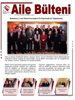 Mart 2014 - Aile ve Sosyal Politikalar Bakanlığı